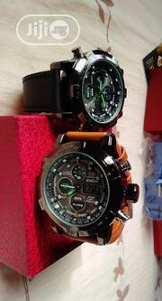 A Water Resistant Leather Watch | Watches for sale in Osun State, Ife
