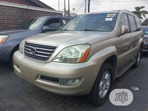 Lexus GX 2007 Gold | Cars for sale in Lagos State, Surulere