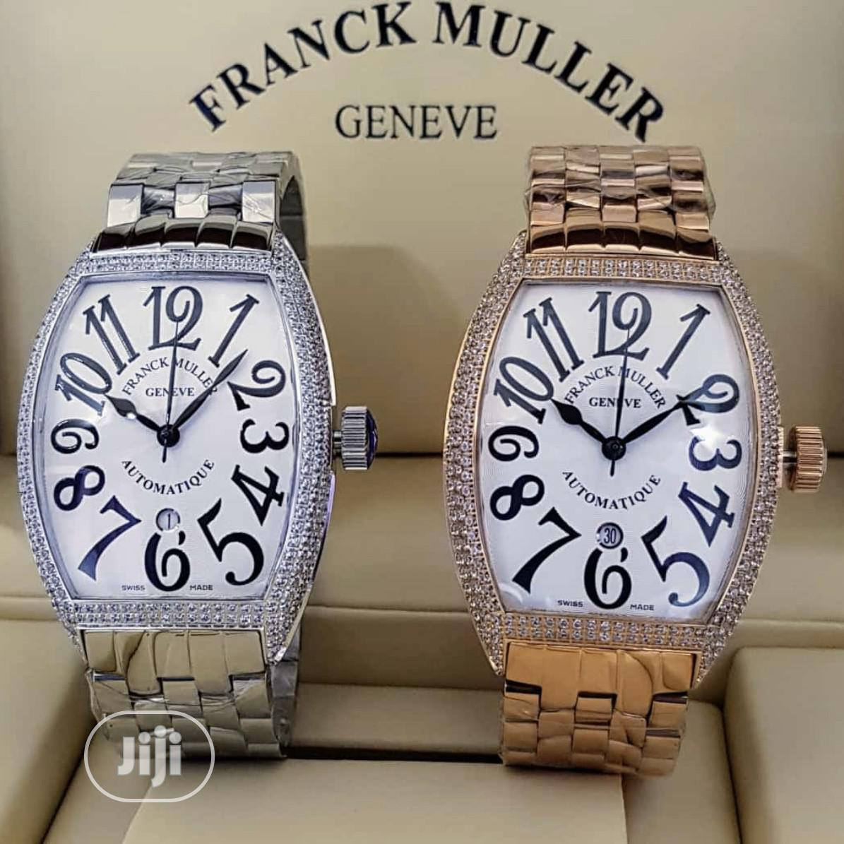 Archive: Franck Muller Gentle Men'S Wrist Watch