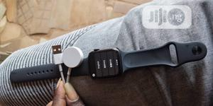 Apple Watch Series 4 44mm Gps With Cellular Black Very Neat | Smart Watches & Trackers for sale in Oyo State, Ibadan