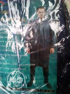 Rain Coat Blue Color Reflective | Safetywear & Equipment for sale in Lagos State, Ojo