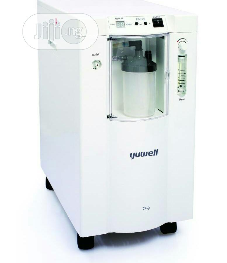Archive: Oxygen Concentrator