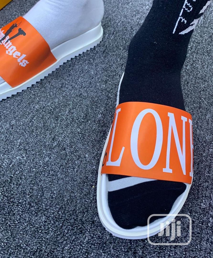 Palm Angel X VLONE Slides | Shoes for sale in Lagos Island, Lagos State, Nigeria
