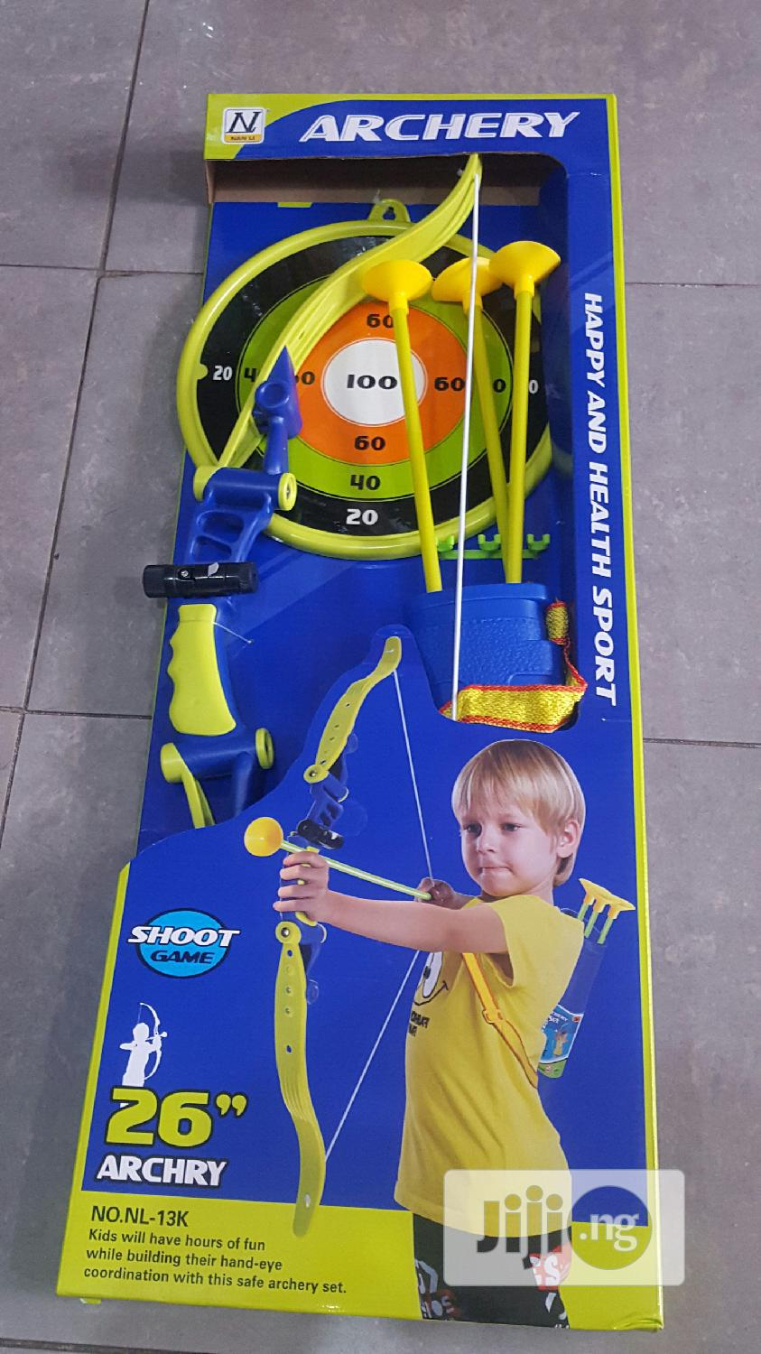Archery Target Game