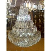 Win Crystal Chandelier Chandeliers Lighting (CRYSTAL WHITE)   Home Accessories for sale in Abia State, Umuahia