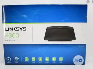 Linksys E1200 N300 Wireless Router   Networking Products for sale in Lagos State, Ikeja