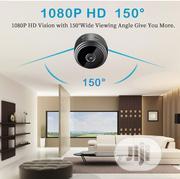 Wifi Hidden Spy Camera,Mini Spy Camera HD 1080P Wireless Security | Security & Surveillance for sale in Lagos State, Ikeja