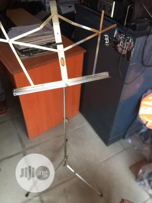 Silver Music Stand | Musical Instruments & Gear for sale in Lagos State, Ojo