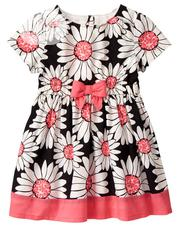 Gymboree Girl's Daisy Dress | Children's Clothing for sale in Lagos State, Surulere