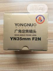 Yongnuo 35mm | Photo & Video Cameras for sale in Lagos State, Lagos Island