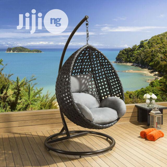 Sensational Outdoor Rattan Hanging Chair