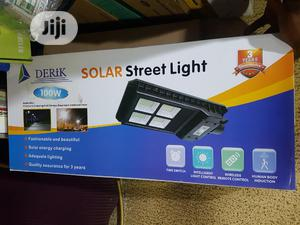 100watts All In One Solar Street Light | Solar Energy for sale in Lagos State, Ojo
