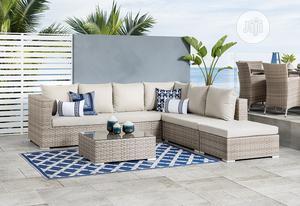 Exquisite Outdoor/Indoor Rattan Modular Sofa Furniture Unit | Furniture for sale in Lagos State, Ikeja