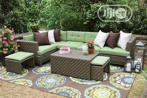 Weather-Proof Alluring Patio/Exterior/Interior Rattan Furniture Set | Furniture for sale in Lagos State, Ikeja