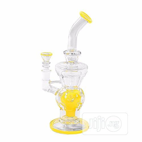 American Mothership Inspired Faberge Egg Rig Glass Bong | Arts & Crafts for sale in Port-Harcourt, Rivers State, Nigeria