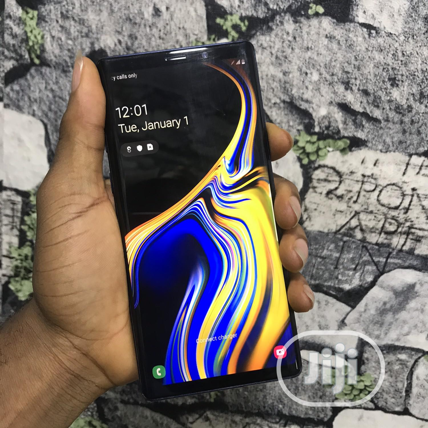 Archive: Samsung Galaxy Note 9 128 GB Blue