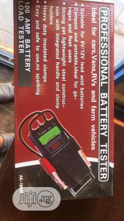 Professional Battery Tester   Measuring & Layout Tools for sale in Lagos State, Ojo