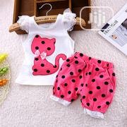 Girl's Top and Short Set   Children's Clothing for sale in Ondo State, Akure