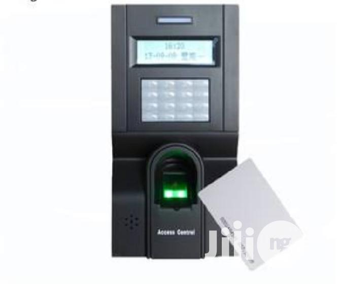 F8 Zkteco Time Attendance And Access Control System
