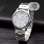 Classic Geneva Quartz Ladies Watch Women Relogio Feminino B24 | Watches for sale in Lagos State, Lagos Island