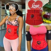 Get Fit - Red Ruby Waist Trainer - The Khaleesi Of All Fat Destroyers | Clothing Accessories for sale in Abuja (FCT) State, Kubwa