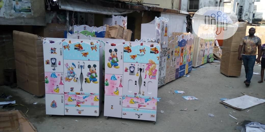 Children's Wardrobe | Children's Furniture for sale in Surulere, Lagos State, Nigeria