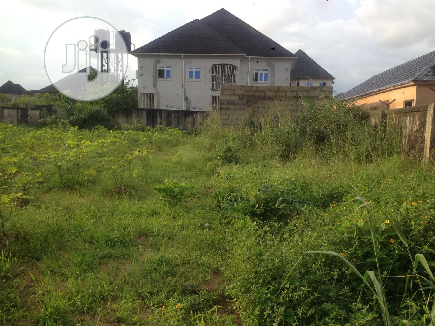2 Plots Of Empty Land All Together For Rent Close To New Appeal Court | Land & Plots for Rent for sale in Owerri, Imo State, Nigeria