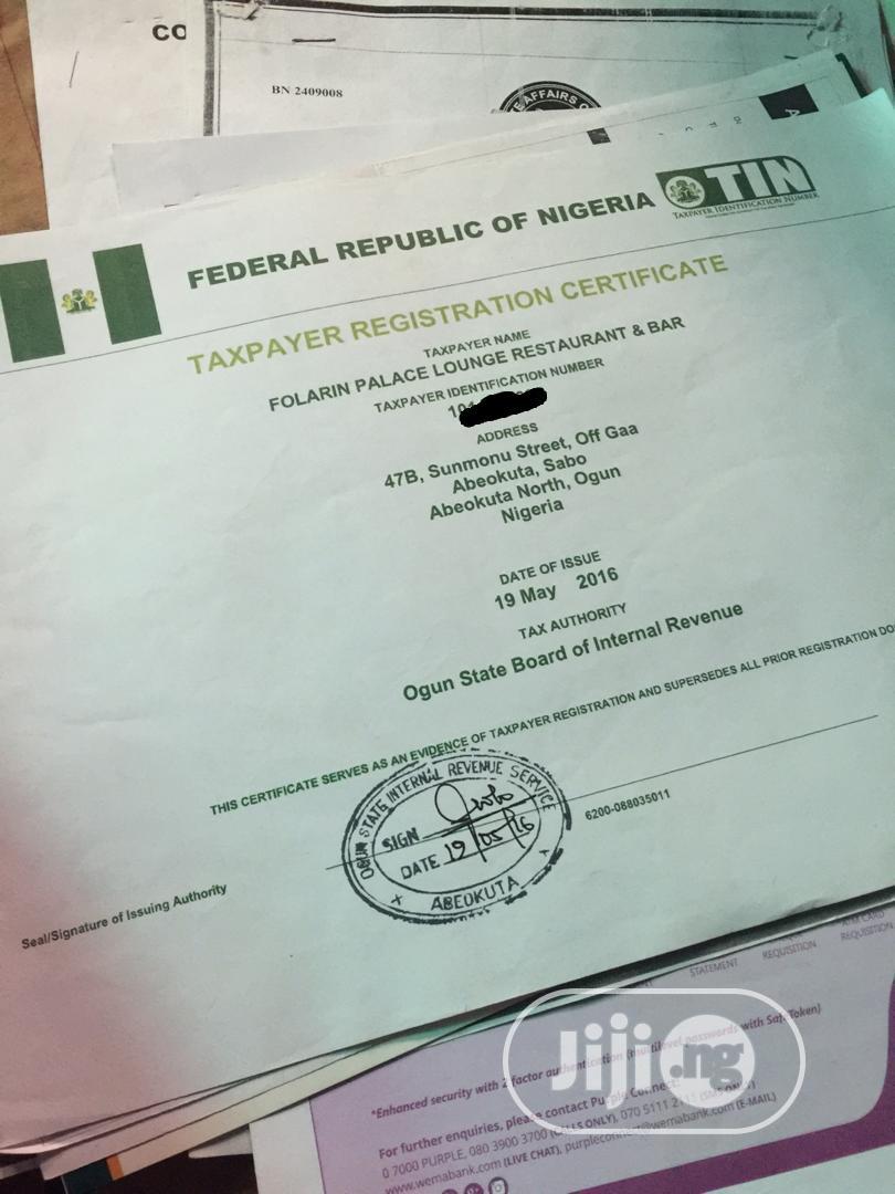 Cac- Business Name Registration   Legal Services for sale in Ijebu Ode, Ogun State, Nigeria