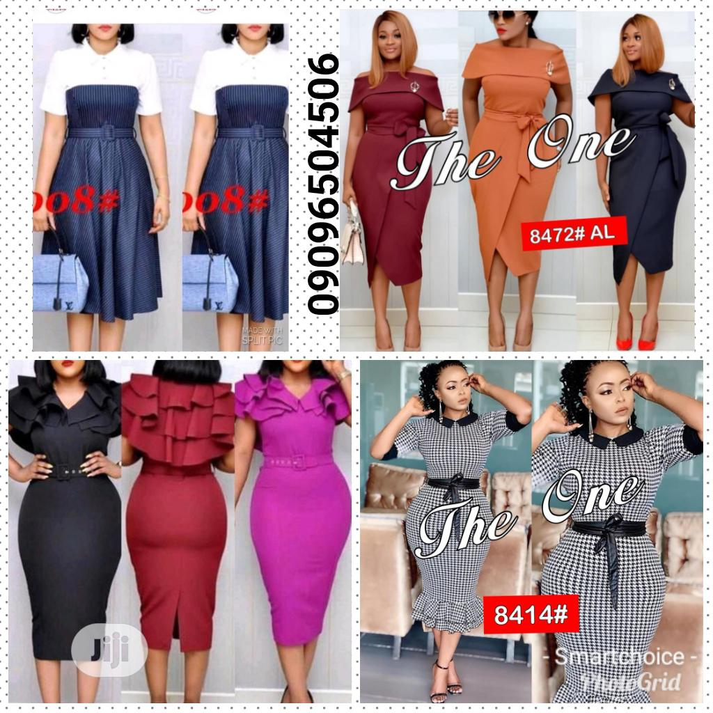 The Quality of Our Dresses Speaks for Itself,Chat on Whatsap to Order,