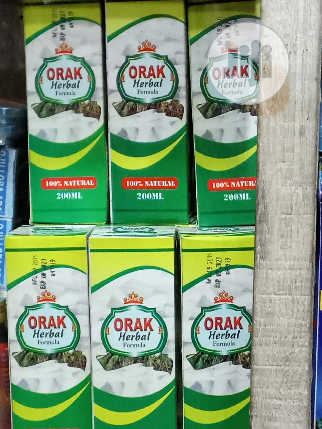 Orak Herbal Formula | Vitamins & Supplements for sale in Apapa, Lagos State, Nigeria