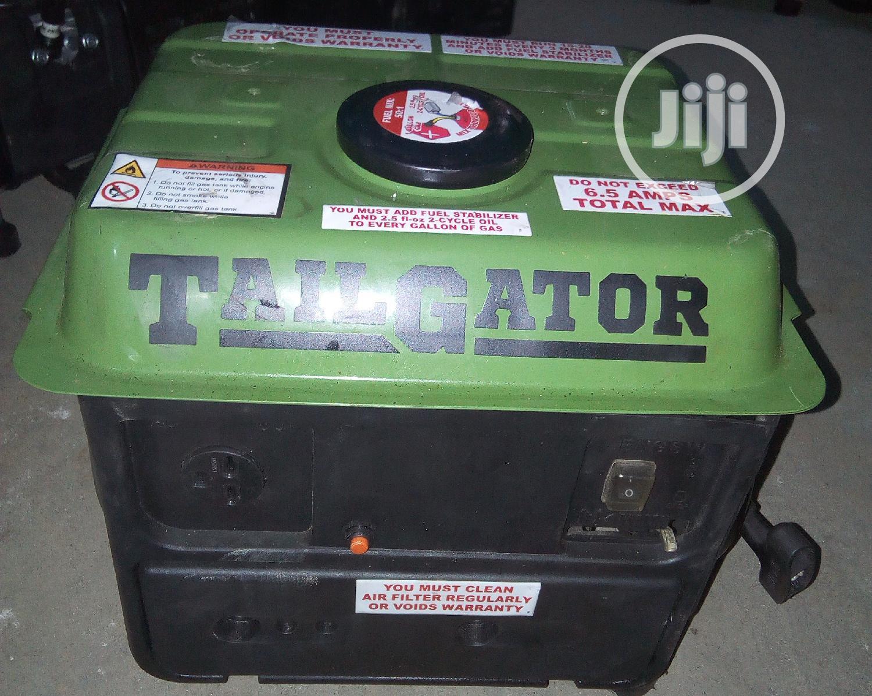 Archive: Tailgator 1.2kv Generator