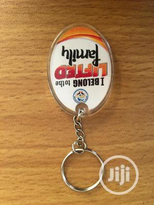 Plastic Key- Holder/ KEY-CHAIN | Stationery for sale in Edo State, Benin City