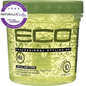 Ecostyler Professional Styling Gel With Olive Oil (16 Oz.)