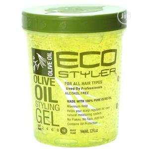 Ecostyler Professional Styling Gel With Olive Oil (32 Oz.)