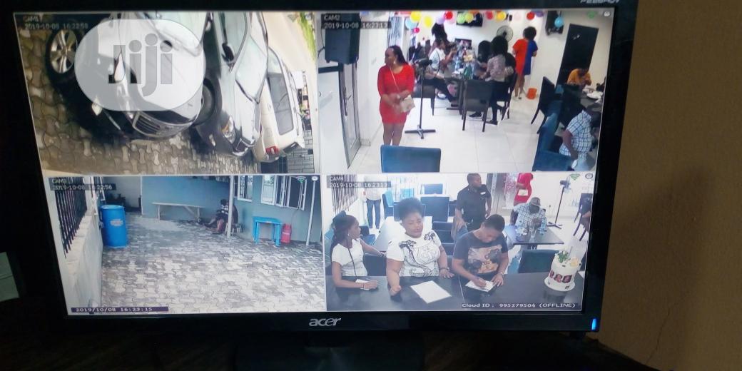 CCTV Installer In Lagos