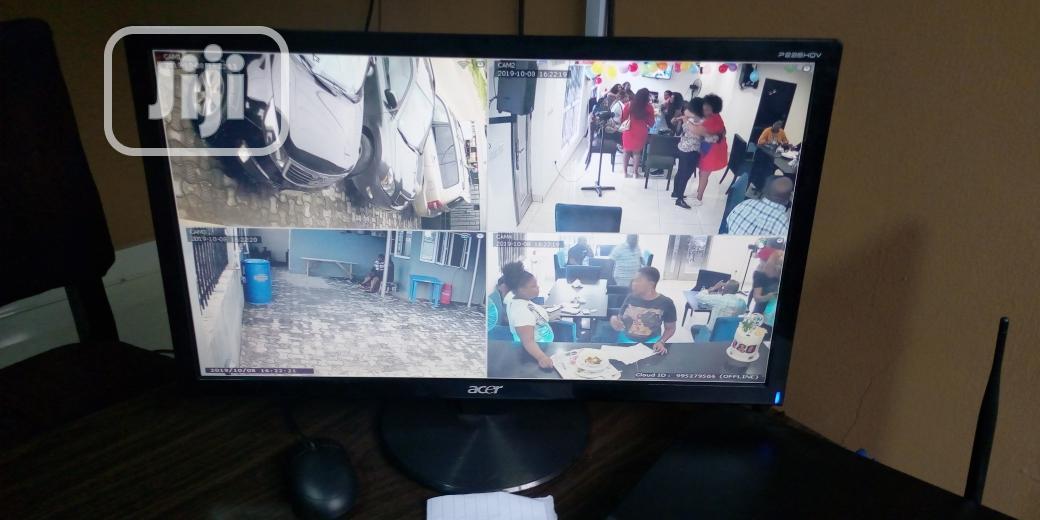 CCTV Installer In Lagos | Security & Surveillance for sale in Amuwo-Odofin, Lagos State, Nigeria