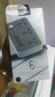 LDNIO 6 USB 3 Socket Power Supply   Electrical Equipment for sale in Lagos State, Ikeja
