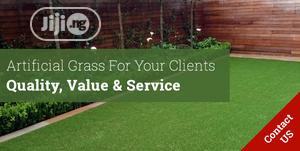 High Quality European Standard Artificial Grass For Home & Garden. | Garden for sale in Abuja (FCT) State, Wuse
