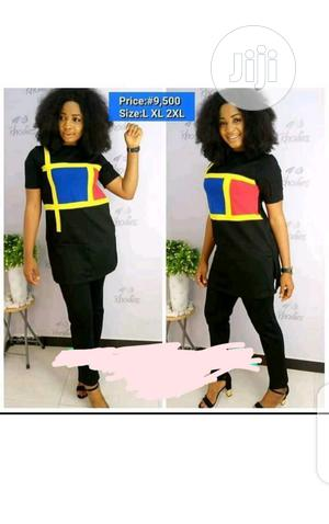 Ladies Black Trouser and Top | Clothing for sale in Lagos State, Ikeja