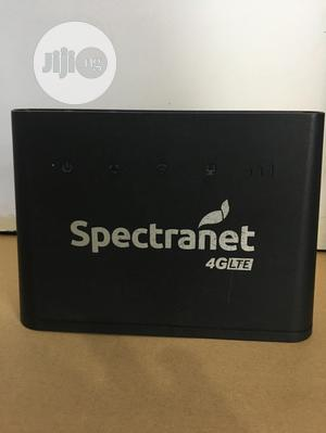 Spectranet Huawei Unlocked 4G LTE CPE Router for All Network   Networking Products for sale in Lagos State, Ikeja