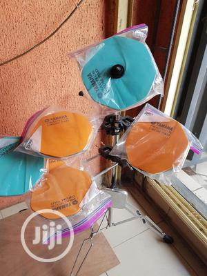 Yamaha Practice Drum Pad   Musical Instruments & Gear for sale in Lagos State, Ojo
