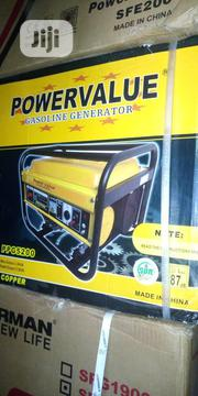 Power Value 5200 Generator   Electrical Equipment for sale in Lagos State, Ojo