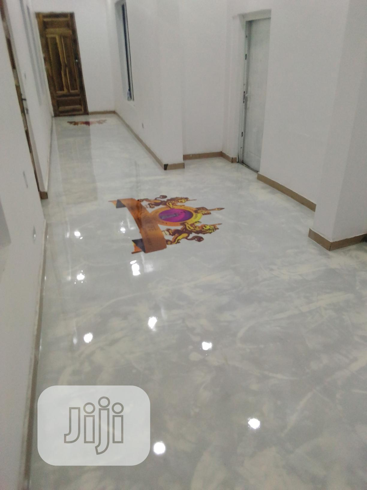 Metallic Epoxy Floor. (Royalty) | Building Materials for sale in Oshodi, Lagos State, Nigeria