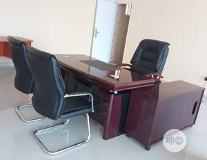 Office Table With Chairs | Furniture for sale in Lagos State, Maryland