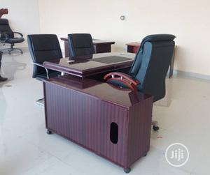 Office Table With Chairs | Furniture for sale in Lagos State, Ikeja