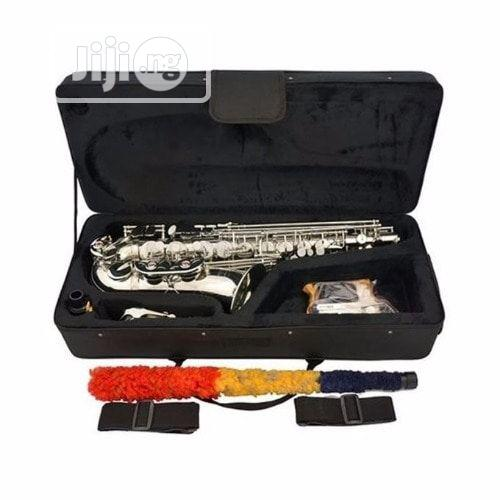 Tenor Saxophone - Silver   Musical Instruments & Gear for sale in Ojo, Lagos State, Nigeria