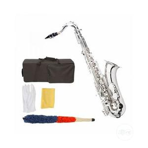 Tenor Saxophone - Silver | Musical Instruments & Gear for sale in Lagos State, Ojo