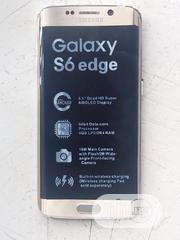 Samsung Galaxy S6 edge 64 GB Gold | Mobile Phones for sale in Lagos State, Ikeja