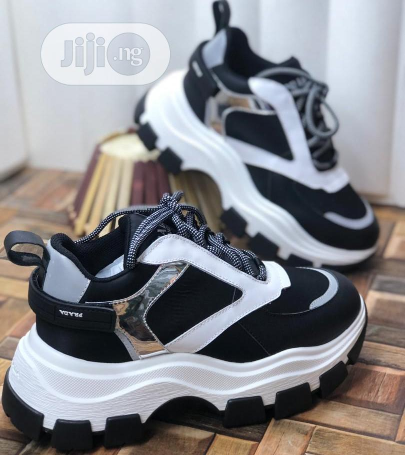 Archive: Prada Sneakers in Lagos State