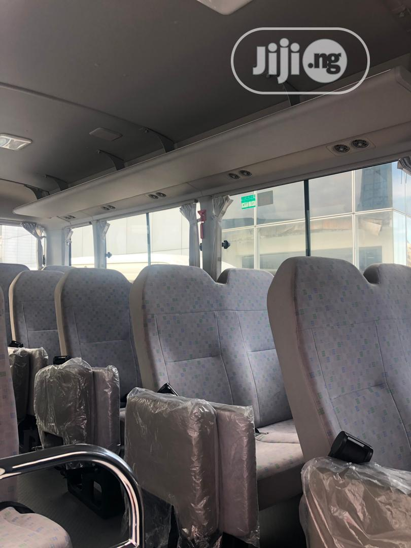 Brand New Toyota Coaster Bus | Buses & Microbuses for sale in Wuse 2, Abuja (FCT) State, Nigeria